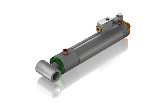 WELDED AND TIE-ROD HYDRAULIC CYLINDERS