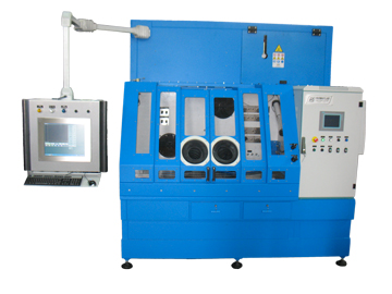 HIGH TEMPERATURE TEST BENCH FOR RESEARCH AND DEVELOPMENT OF HYDRAULICS COMPONENTS