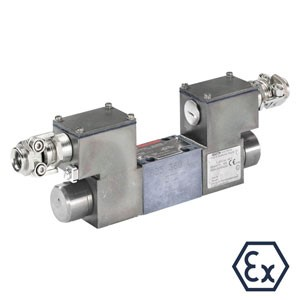 PROPORTIONAL PRESSURE REDUCING VALVE DIRECT OPERATED 3DREP 6 XE