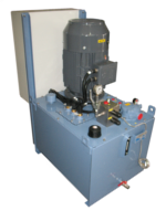 CRANE POWERPACK FOR MARINE SECTOR WITH