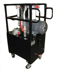 HYDRAULIC POWERPACK FOR TESTING AND OIL TRANSFER
